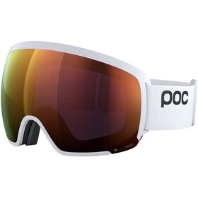 POC Orb Clarity Goggles hydrogen white/spektris orange